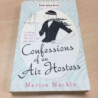 Confession of an Air Hostess by Marissa Mackle