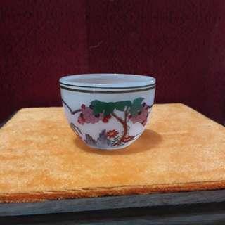 Vintage Jade Cup #7