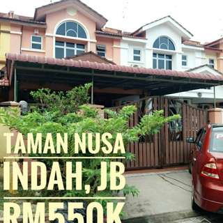 TAMAN NUSA INDAH HOUSE FOR SALE