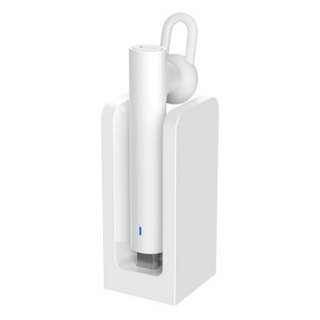 Xiaomi Bluetooth Head Set Combo - CSR8610, Bluetooth 4.1, Hands-Free Calls, 98dB, With Dock (White) Or (Black) (CVAII-A867)