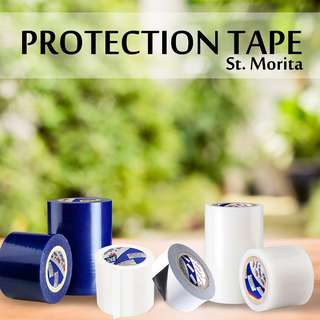 ST. MORITA - Protection Tape 100 gr- 50 micron - Clear