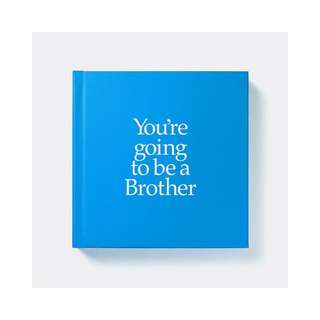 You're Going to be a Brother Book & Gift (Pooter Gifts)
