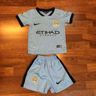 baju bola anak
