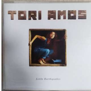 Tori Amos Little earthquake