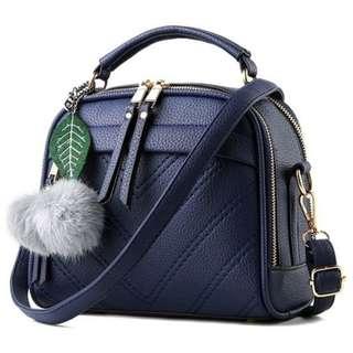 Crossbody Bag- Dark Blue