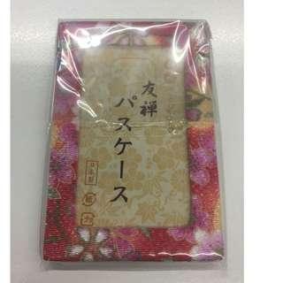 日式和風 八逹通套 OCTOPUS CARD CASE JAPAN