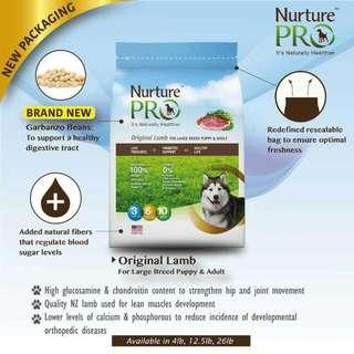 Nurture Pro Original Small Breed Dog Food