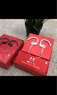 JBL x UNDER AMOUR WIRELESS EARPHONES