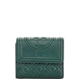 美國專櫃 Tory burch FLEMING MINI FLAP WALLET
