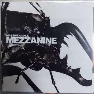 Massive attack Mezzanine