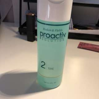 Proactive toner
