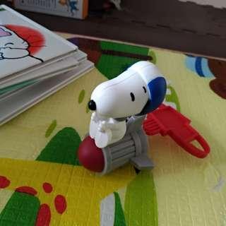 🚚 麥當勞Snoopy系列(太空人)