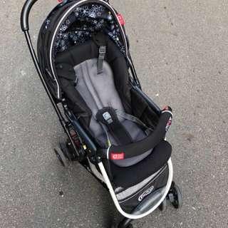 GracoGraco購物型雙向嬰幼兒手推車