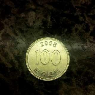 2008年韓幣