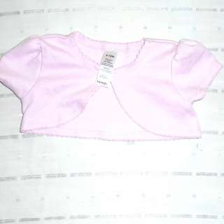 Charity Sale! George Baby Girl Cardigan Size 6-12 months baby pink