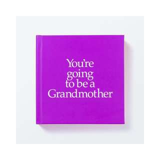 You're Going to be a Grandmother Book & Gift (Pooter Gifts)