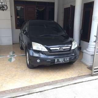 Dijual CRV 2009 Mulus gan KM rendah