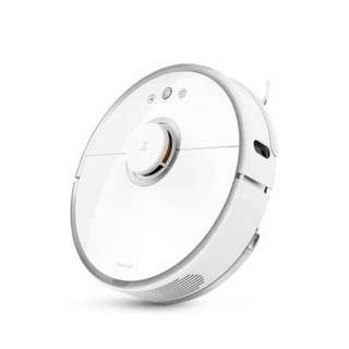 Xiaomi Smart Robot Vacuum Cleaner - 2000Pa Suction, 5200mAh, Auto Recharging, Mopping Feature, Intelligent Mapping, APP (White) Or (RoseGold) (CVAII-I548-2GEN)
