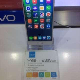 VIVO Y69 Gratis 1x Cicilan Tanpa Kartu Kredit