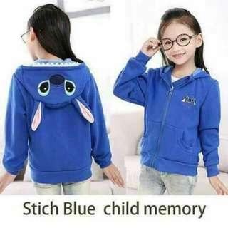 Stitch Hoodie Jacket