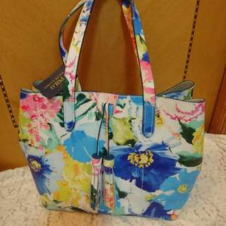 💞💖New Polo Ralph Lauren Floral Totes and Shopper Bags