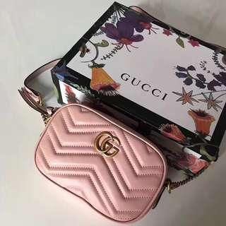 Gucci 相機袋