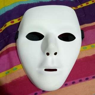 Topeng Kabuki (free busa utk di jidat)