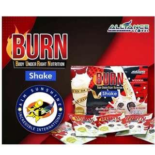 BURN – Meal Replacement Shake