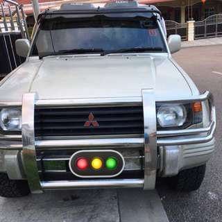 2000 Mitsubishi Pajero V34 2.5D Intercooler Turbo