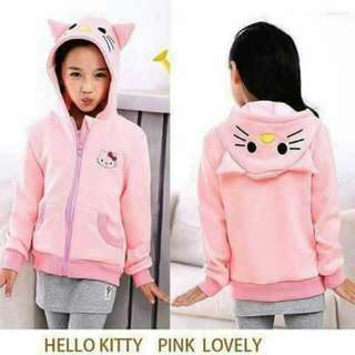 Hello Kitty Hoodie Jacket