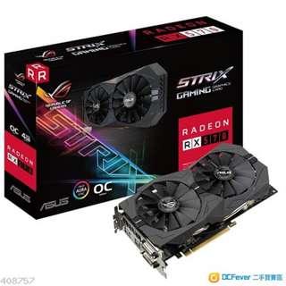 ASUS RX 570 Strix gaming 4G