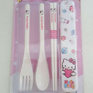 Kids Travel Cutlery Set