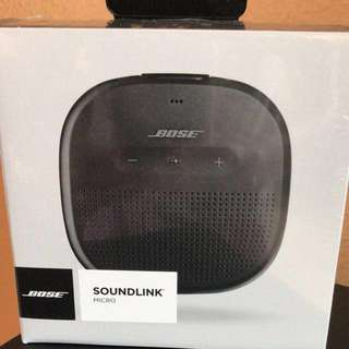 Bose Micro SoundLink Black