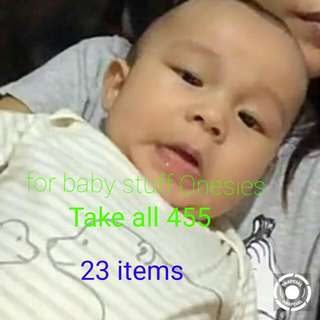 Onesies for sale ! Take all 23 items 1-24 months