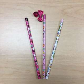 Cute Hello Kitty Pencil