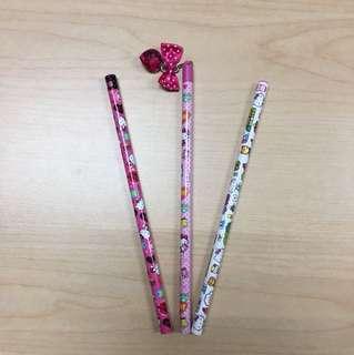 Cute Hello Kitty Pencil