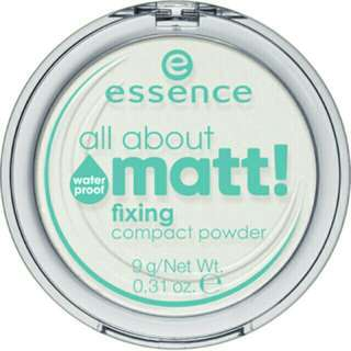 Essence Compact Powder Matt