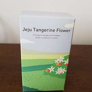 Innisfree : Jeju Tangerine Flower kit (Whitening pore series)