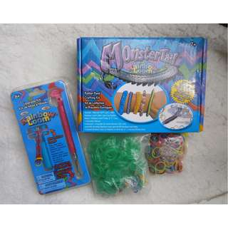 [INC POS]Original Monster Tail loom band
