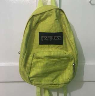 tas ransel mini jansport (NOT AUTHENTIC)