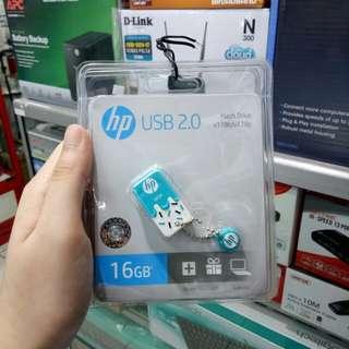 USB FLASH DISK DRIVE HP 2.0 ICE CREAM 16GB