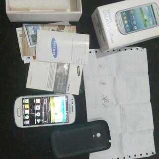 Samsung s3 mini, mulus 95%