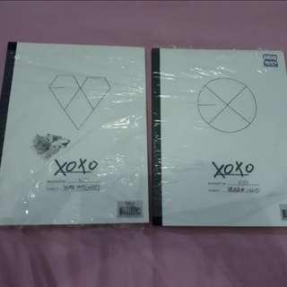 Album EXO XOXO ver. K