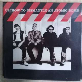 U2 How to dismental an atomic bomb