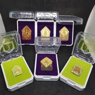 Khun Pean Set Thai Amulet