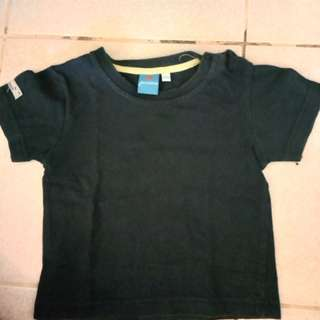Dark blue t shirt for boys