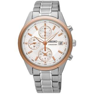 SEIKO Quartz Ladies Chronograph SNDV56P1