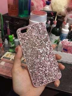 💕Glitter Case Victoria Secret