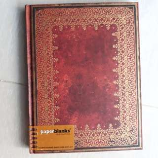 Paperblanks old leather notebook diary