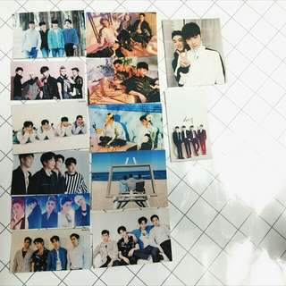Nuest Stickers